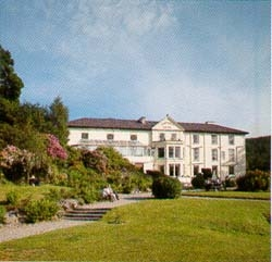 The Royal Victoria Hotel Snowdonia 7 Day Weather Forecast For