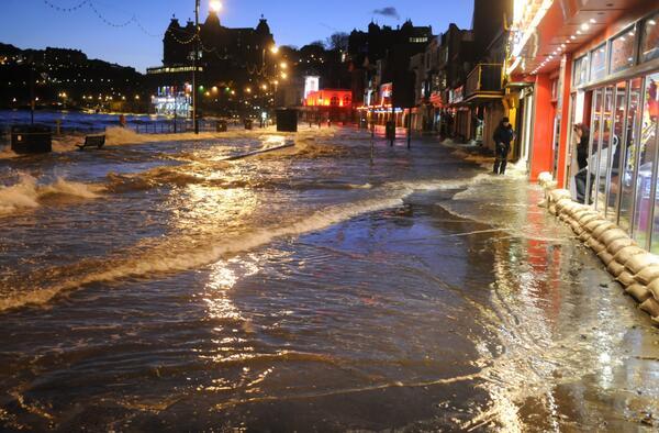 Scarborough Flooding