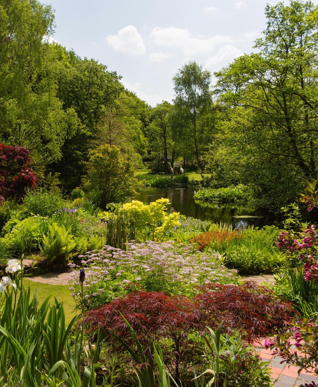Stonyford Cottage Gardens & Nursery (7 Day Weather